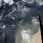 MODIS/Aqua Canarias AERONET_Izana.2014356.aqua.1km