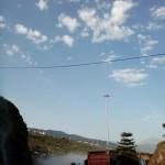 Fotografía meteorológica desde el coche