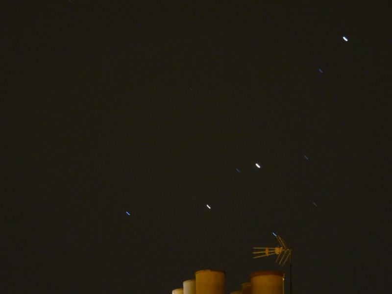 trazos estrellas