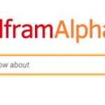 Integrales definidas con Wolfram Alpha